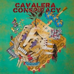 Cavalera Conspiracy Pandemonium 2014