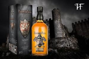 Hammerfallilta oma viski