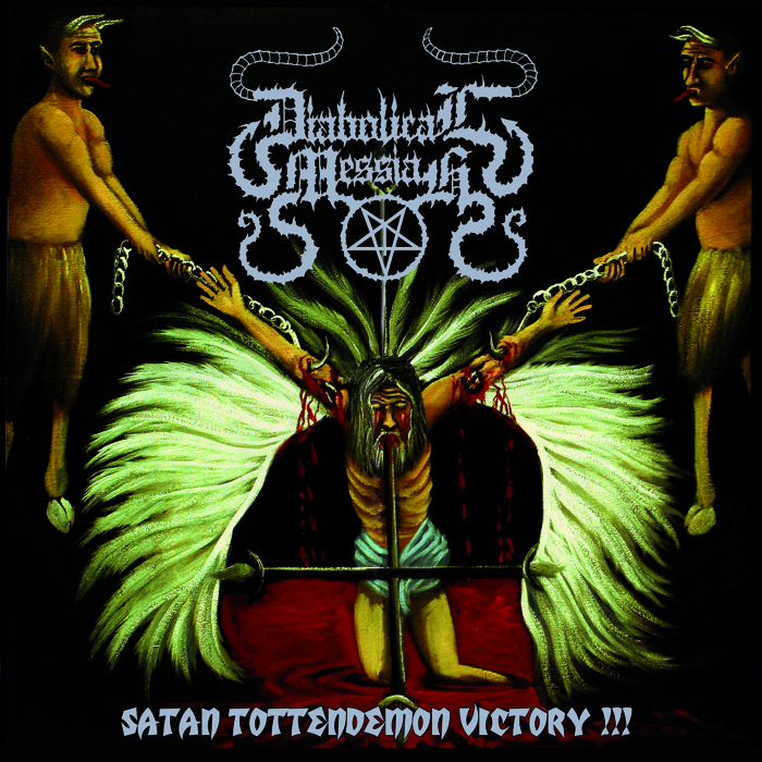 Diabolical Messiah – Satan Tottendemon Victory!!! (RE)