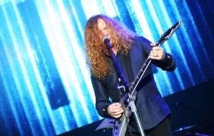 Megadeth Live Qstock 2014