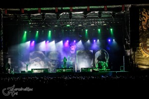 Rob Zombie With Full Force Live 2014