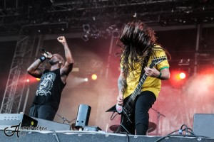 Sepultura With Full Force Live 2014
