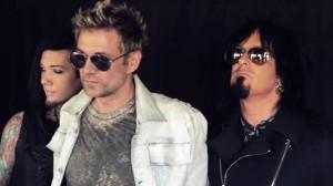 Sixx A.M.:n uusi single kuunneltavissa