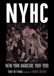 New Yorkin hardcore -scenestä julkaistaan kirja marraskuussa
