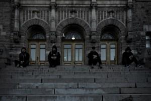 Kuuntele uusi Morbid Evils albumi
