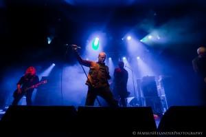 Barren Earth Live The Circus 2014