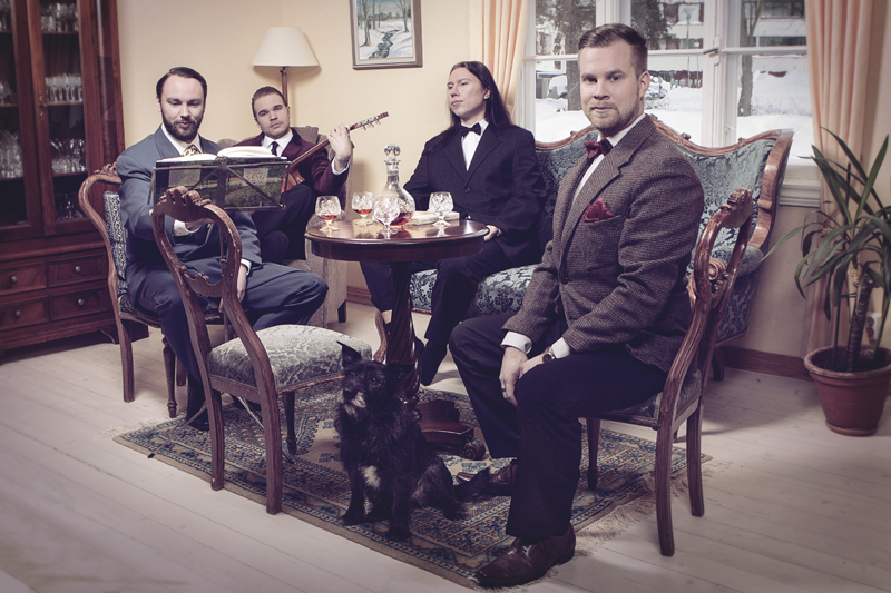 Bob Malmström työstää uutta albumia