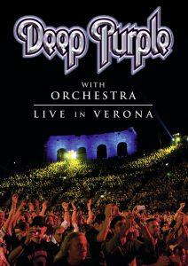 Deep Purplelta live-DVD lokakuussa