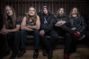 Exodus paljasti vierailijat uudella albumillaan