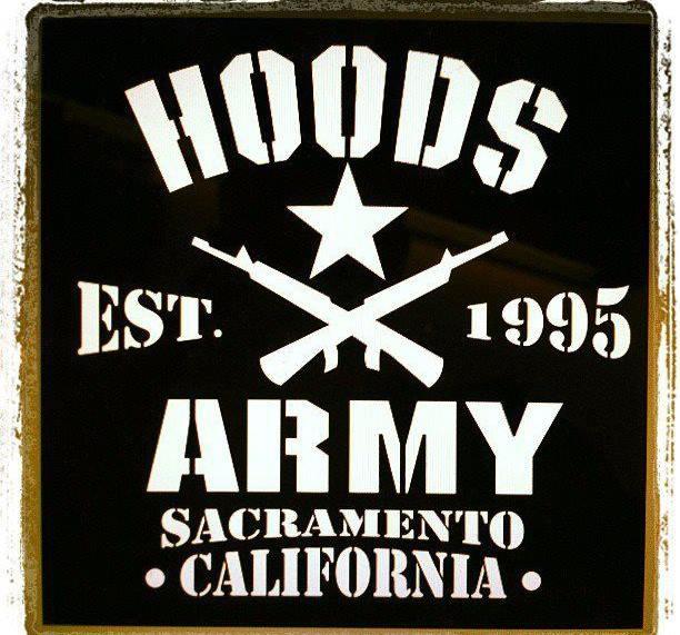 Hoods kiinnitetty Artery Recordingssille
