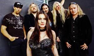 Nightwish järjestää kaksi megakonserttia Suomessa ensi kesänä