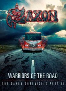Saxonilta uusi DVD lokakuussa