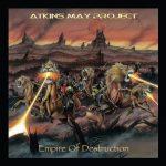 Atkins May Projectilta uusi levy syyskuun lopulla