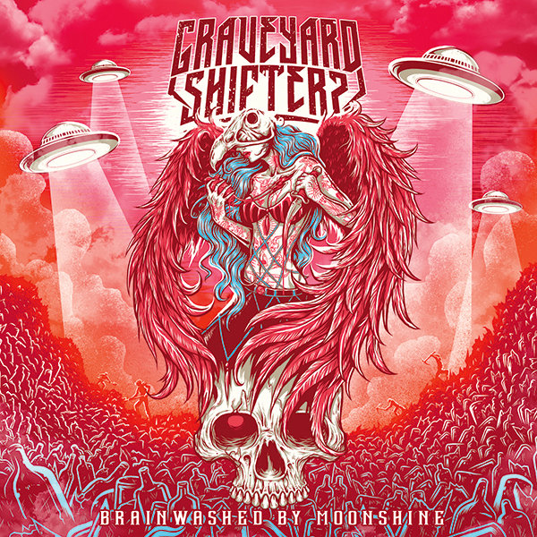 Graveyard Shifters – Brainwashed By Moonshine EP