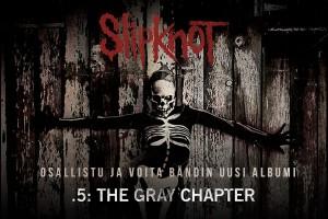 Slipknot kilpailu
