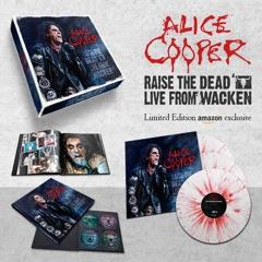 Alice Cooper Raise The Dead Special Edition 2014