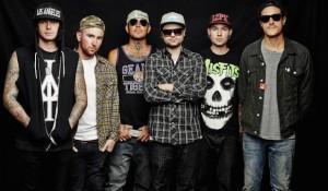 Hollywood Undeadilta ensimmäinen maistiainen tulevalta albumilta