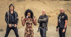 Nubian Roselta uusi albumi marraskuussa