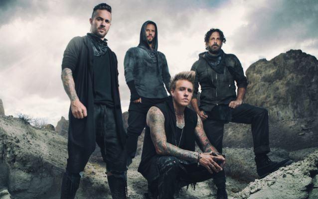 Papa Roach julkaisi uuden kappaleen