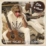 Sammy Hagarilta akustinen albumi lokakuussa