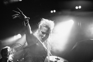 Battle Beast Live The Circus 2014