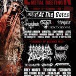 Eindhoven Metal Meeting @ Effenaar, Eindhoven, 12.–13.12.2014