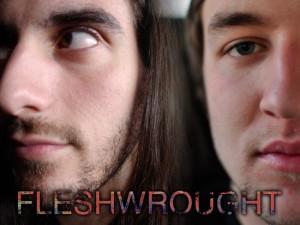 Fleshwrought uuden albumin kimpussa