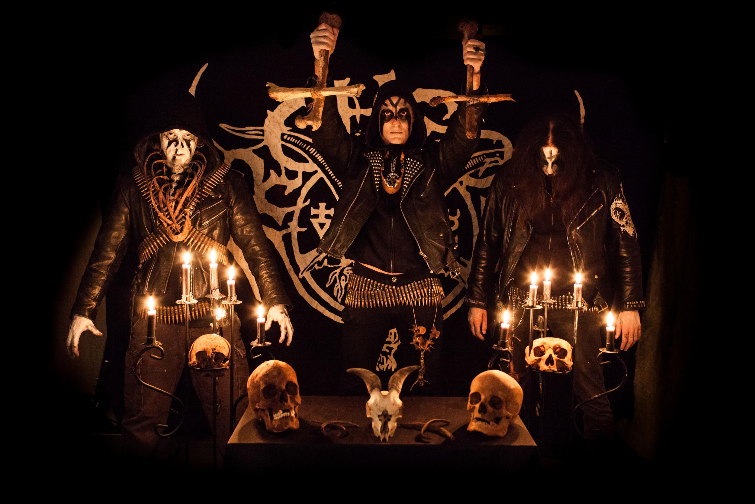 """Synkkyyttä maanantaihin: Archgoatilta uusi single """"Eternal Damnation Of Christ"""""""