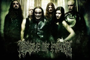 Cradle Of FIlth 2014