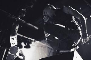 Carnifex The Circus 2014