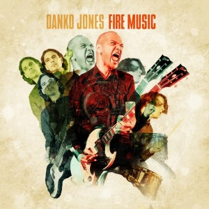 Danko Jones Fire Music 2015