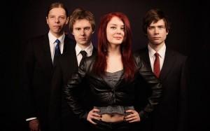 Jyväskyläläinen alternative metal -yhtye Escalane valmistautuu Kiinan kiertueelle