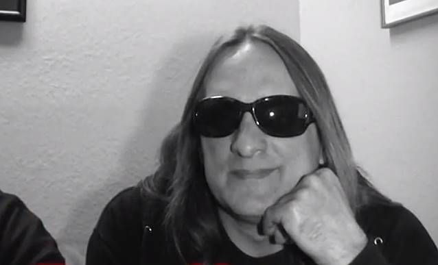 Exodus-rumpali Tom Huntingilla todettu syöpä