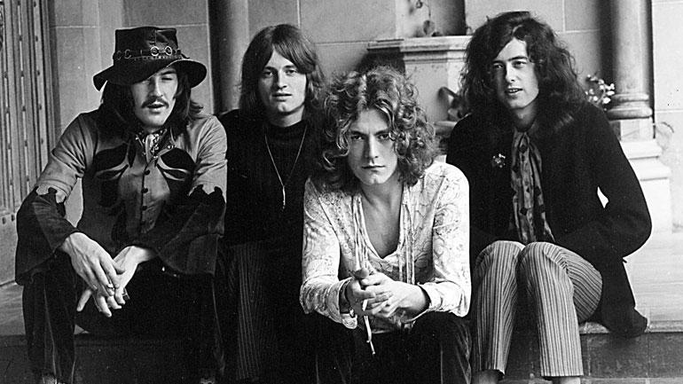 Led Zeppelin vapautettiin plagiointisyytteistä