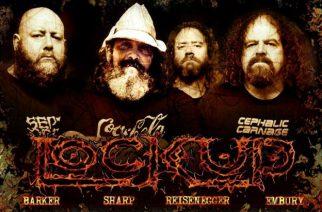 Lock Up julkaisemassa uutta albumia maaliskuussa: ensimmäinen kappale kuunneltavissa