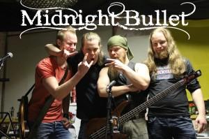 Midnight Bullet julkaisee uuden albuminsa tammikuussa