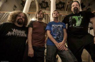 Napalm Death uuden materiaalin kimpussa