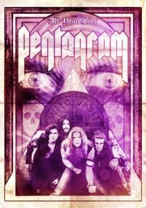 Pentagram All Your Sins 2015 DVD