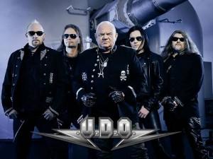U.D.O. kolmelle keikalle Suomeen toukokuussa