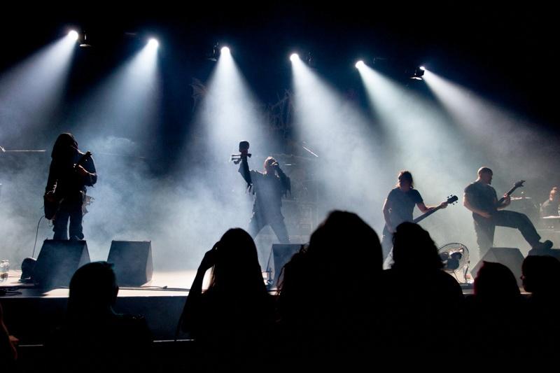Mayhem, Blodhemn @ Logomo, Turku 11.11.2014