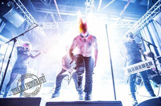 MetalOrgy Goes Xmas vol 3 @ Nosturi, Helsinki 19.12.2014