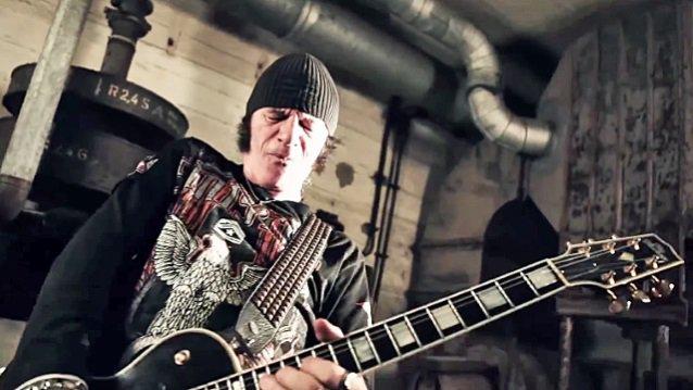 Entisiltä Accept-muusikoilta uusi yhtye Iron Allies – mukana Frank, Reece, Van Stavern ja Jovino