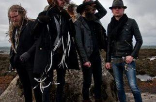 Sólstafir Euroopan-kiertueelle uuden rumpalin kanssa