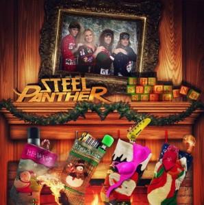 Steel Pantherilta uusi CD/DVD-julkaisu helmikuussa
