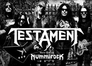 Testament Nummirock 2014