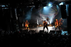 Turbonegro @ The Circus, Helsinki 5.12.2014