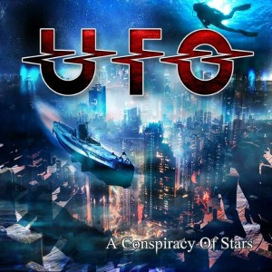 UFO A Conspiracy Of Stars 2015
