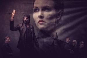 Laibach  kahdelle keikalle Suomeen maaliskuussa