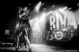 Yhdysvaltalainen rock-suuruus Rivals Sons klubikeikalle Suomeen maaliskuussa