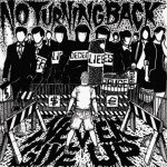 No Turning Back - Never Give Up (2015)